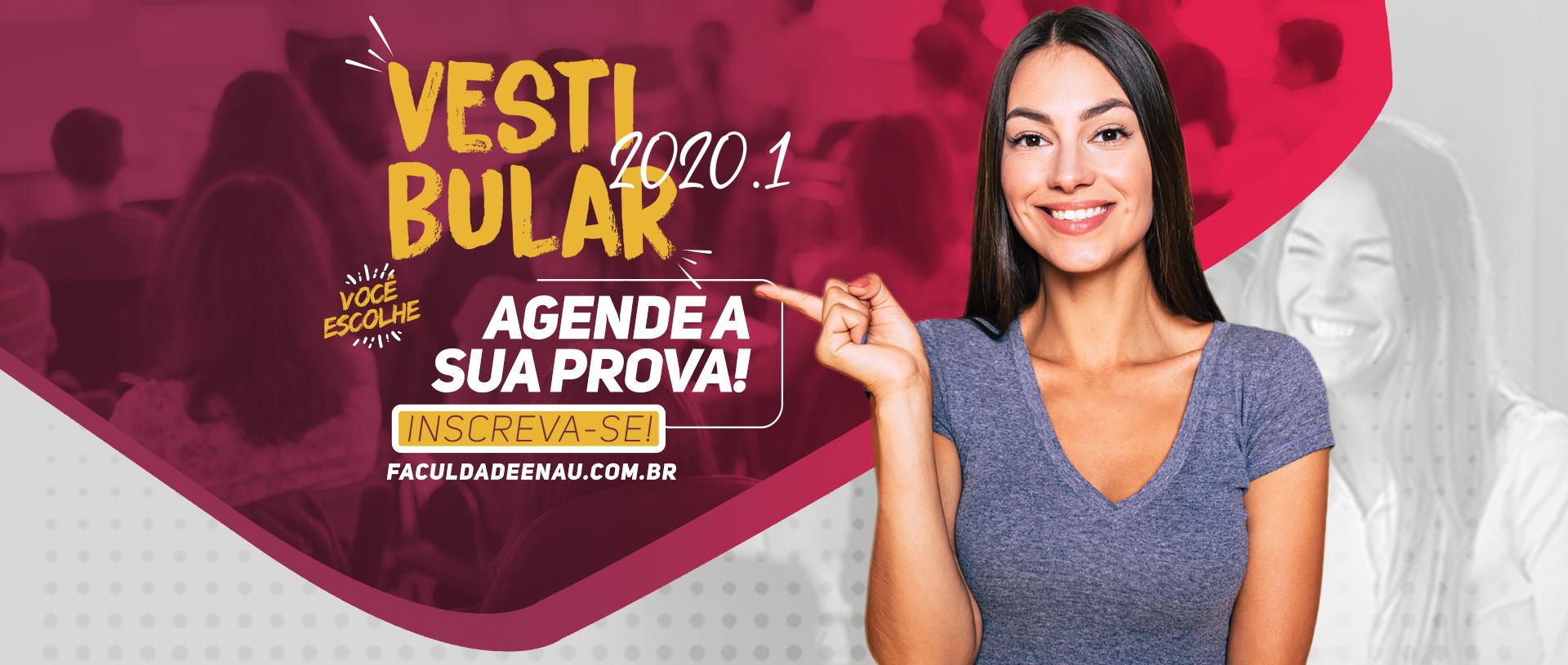 Vestibular 2020.1
